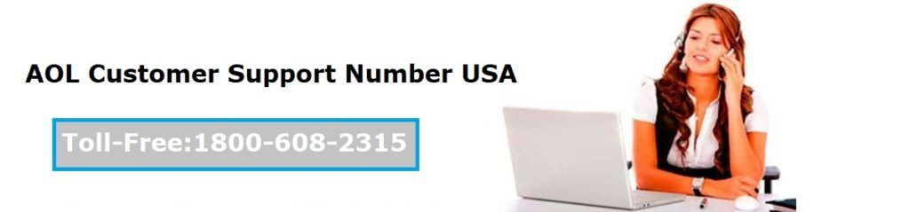 AOL Customer Support Number USA 1800-608-2315