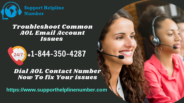Steps To Fix AOL Email Account Issues Via AOL Contact Number