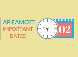 AP EAMCET Important Dates 2019 - Check AP EAMCET Schedule Here