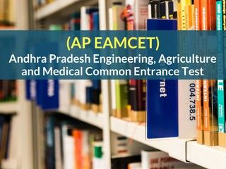 AP EAMCET 2019 - Notification, Application Form, Syllabus, Exam Date
