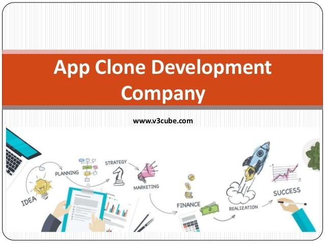 App Clone Development Company