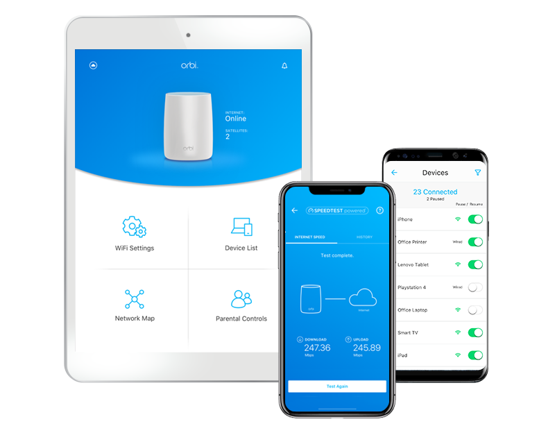 www.routerlogin.net Login | Netgear Orbi Router Login