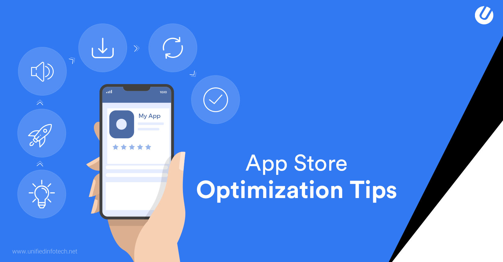 App Store Optimization - How to Rank Your App Higher | Unified Infotech