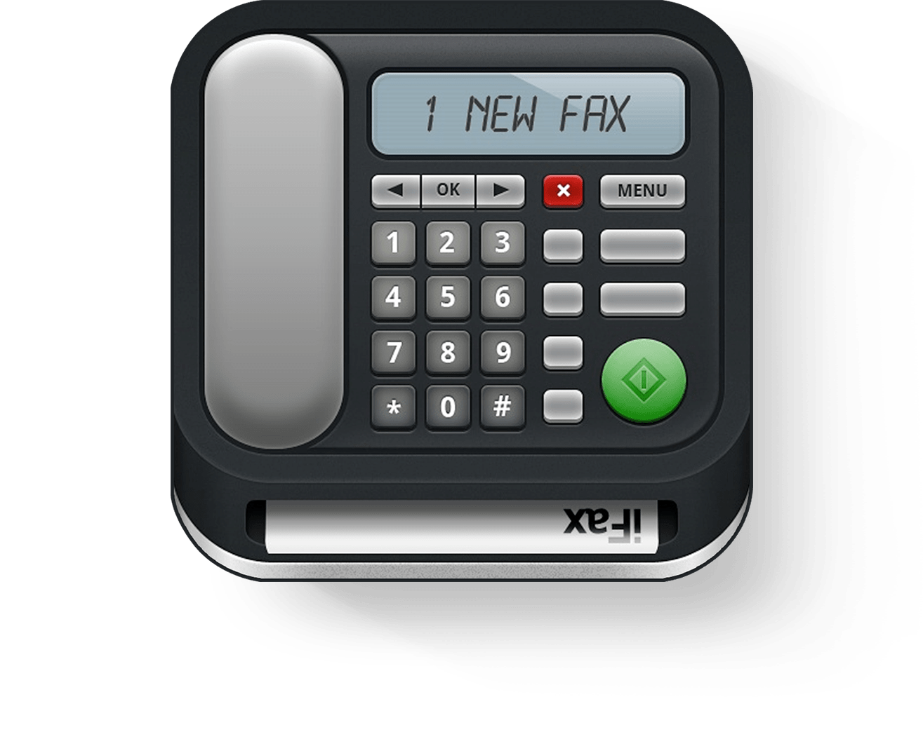 iFax App - The World's First Mobile Fax Machine