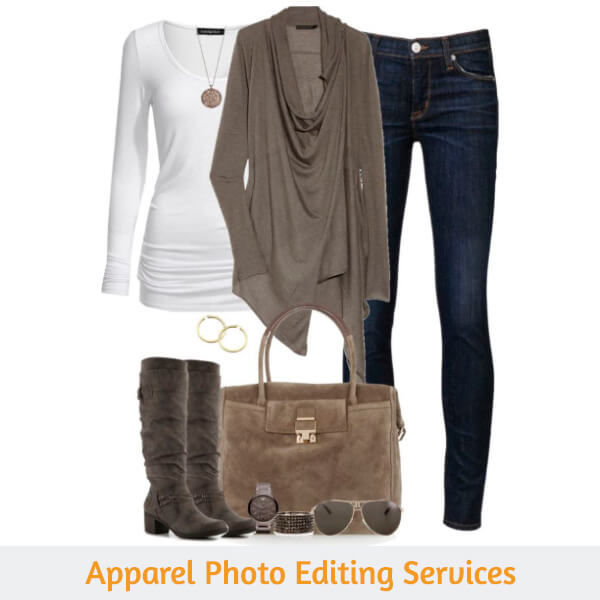 Apparel Photo Editing Services | Apparel Image Editing Services