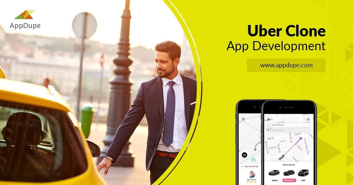 Uber clone app development: Bring your on-demand taxi business idea to life