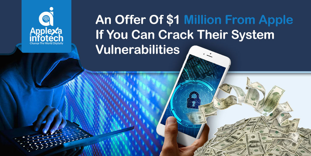 $1 Million from Apple on hacking an iPhone