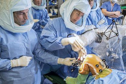 Cirugía ortopédica más común