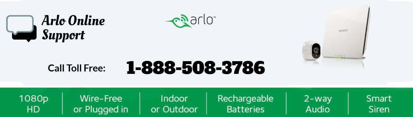 Arlo Support Online