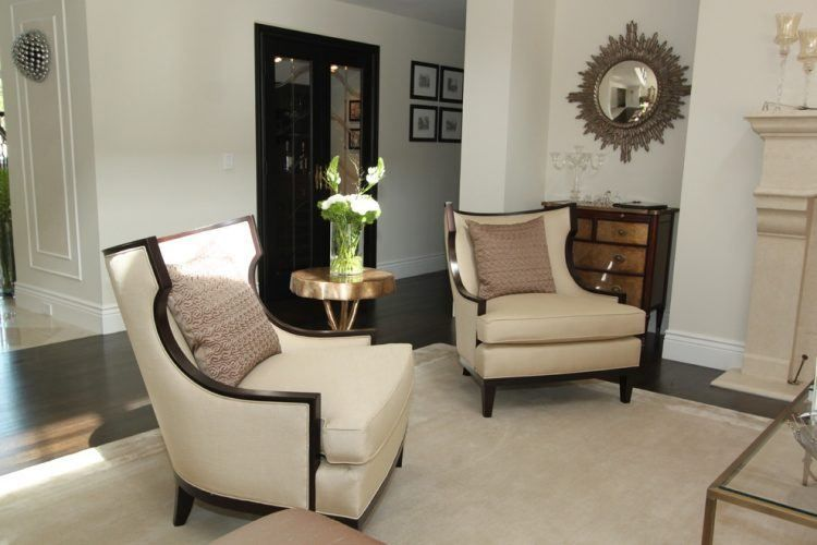 Accent Chairs - Fits in Any Corner of Your House