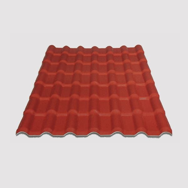 ASA Synthetic Resin Roof Tile, Plastic Roof Tiles Sheets Suppliers - Xingfa