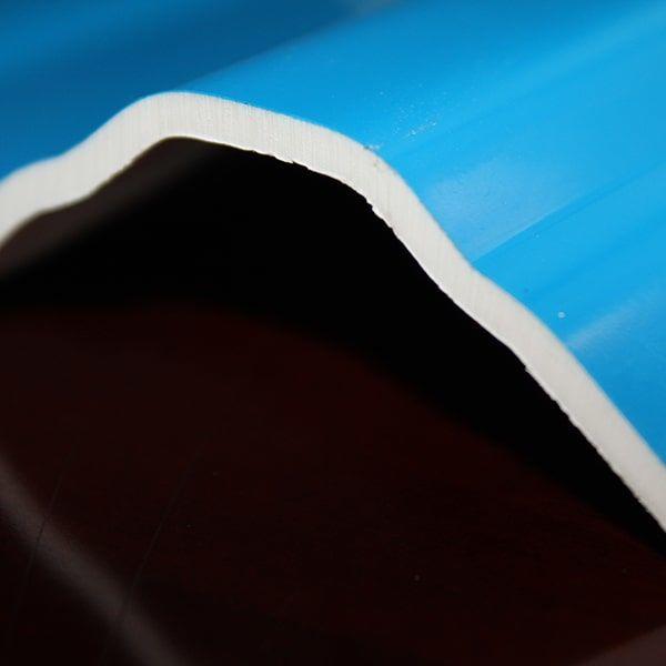 Wholesale PVC Roof Tile | ASA Trapezium PVC Roofing Sheet