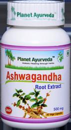 Buy Ashwagandha capsules - Uses, Benefits & Indications-
