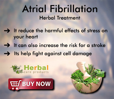 Herbal Care Products | Natural Herbal Remedies Information : Natural Remedies for Atrial Fibrillation Reduce the Risk of Irregular Heartbeat