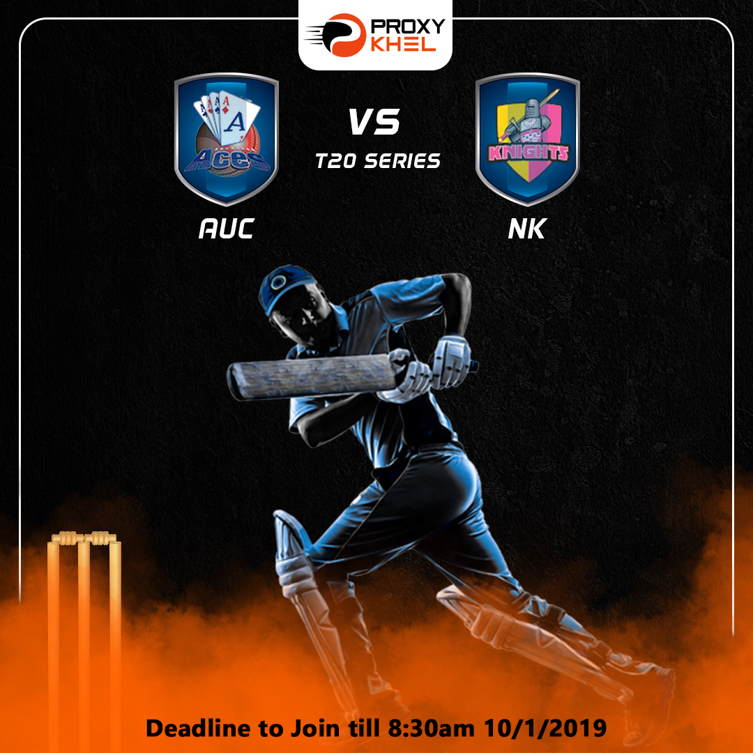 AUC vs NK 2019-20 Match 26 | Proxy Khel Fantasy Cricket Predictions.