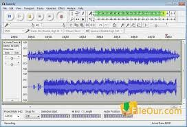 Audacity Free Download Full version For Windows