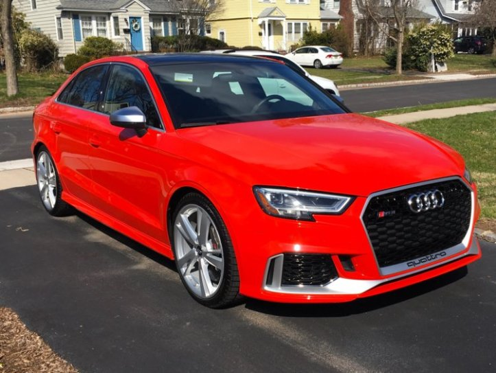 Let's Know More About The New Audi RS 3 – Eurobahn BMW MINI Mercedes-Benz Audi