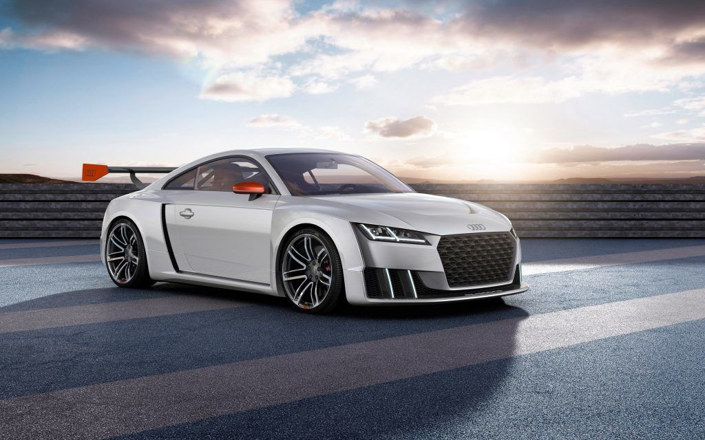 Audi TT- Features of the budget-friendly sports car