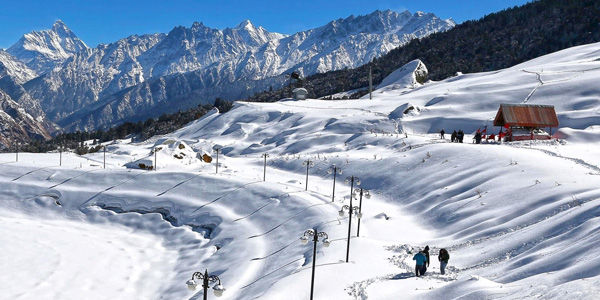 5 Best Places to visit in Auli - Auli Attractions