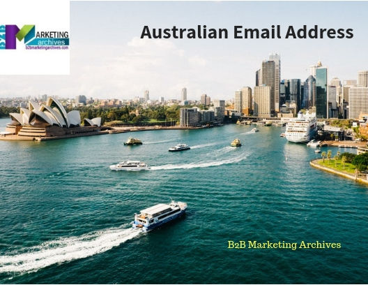 Australian Email Address