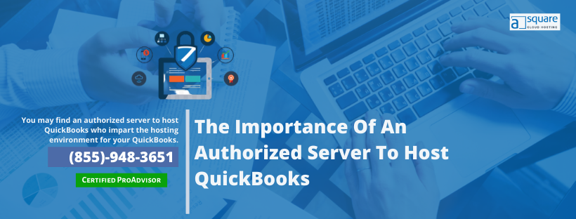 What are the advantages & disadvantages of An Authorized Server To Host QB?