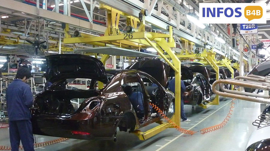 Automotive Industry Email List | Automotive Industry Mailing List | Infos B4B