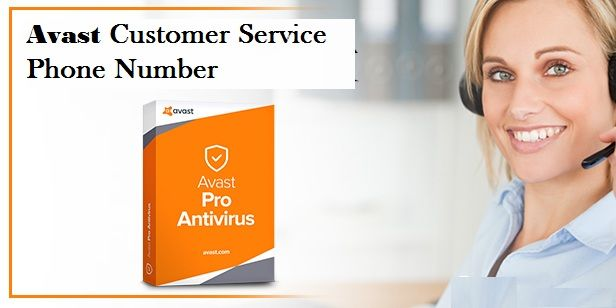 Avast Customer Service Phone Number Gives Reliable Solution