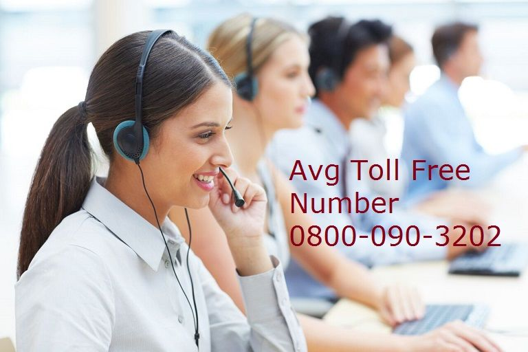 AVG Technical Support Number in UK