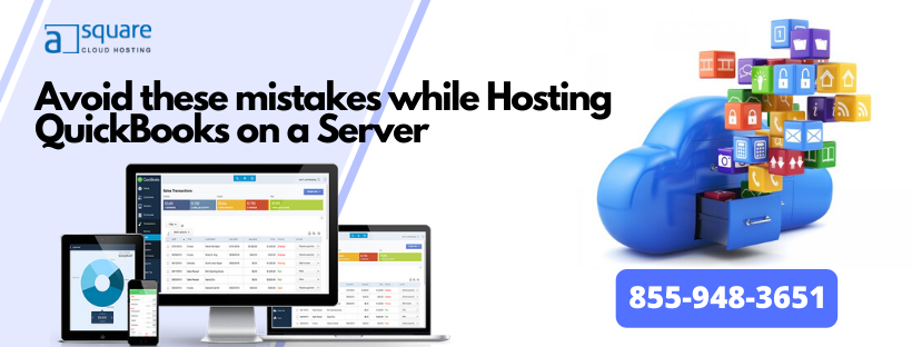 Hosting QuickBooks on a Server within a minutes | Get help by Expert