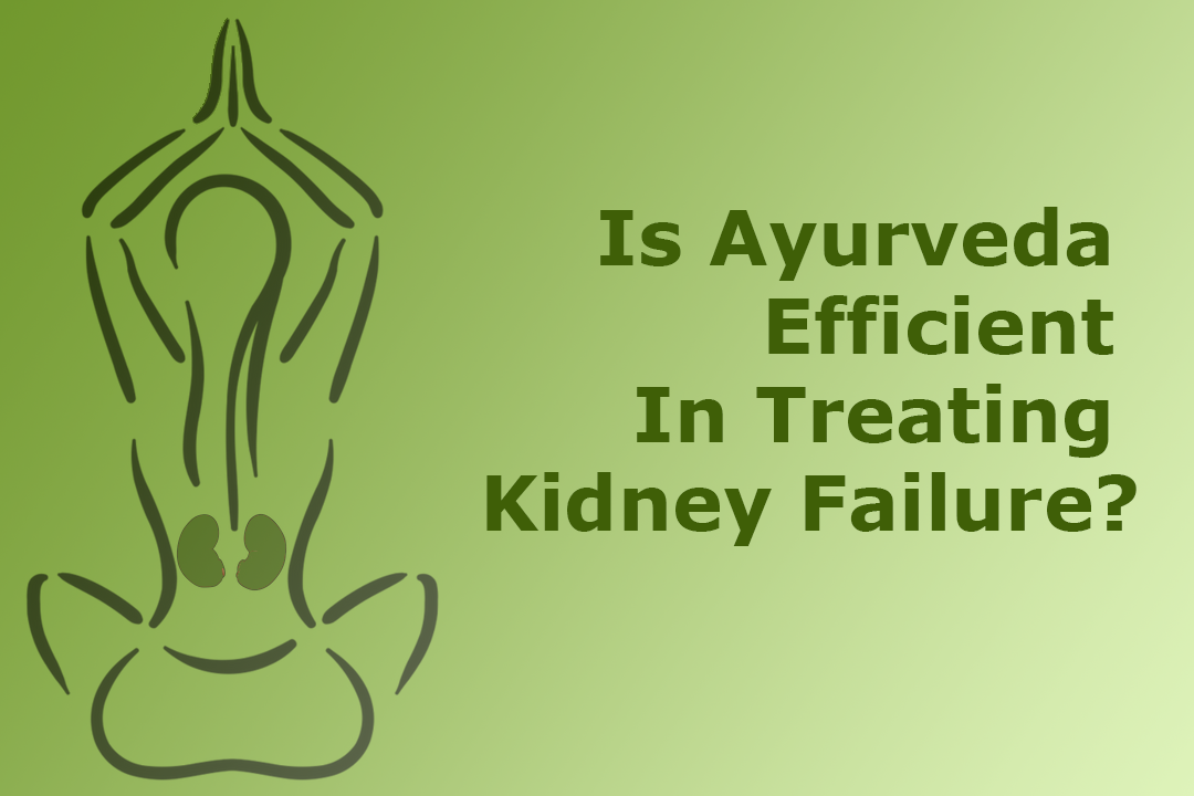 Is Ayurveda Efficient In Treating Kidney Failure?