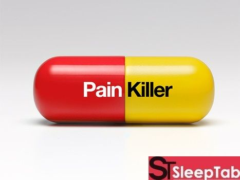 Pain relief pills