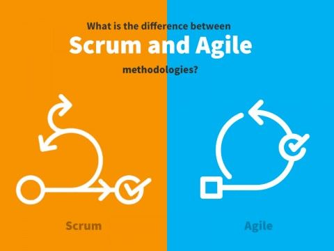 What is the difference between Scrum and Agile methodologies? - Evontech Blog