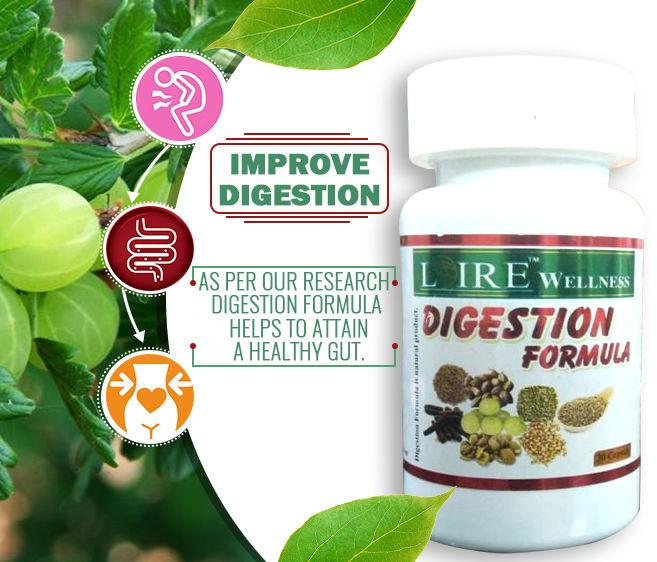 Best Natural Supplement for Digestion – Digestion Formula