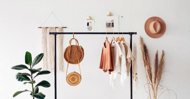 How To Use Clothes Racks In Your Home