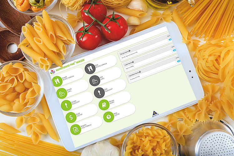 Best Nutrition Label Analysis Software — Get the Best Online Recipe Analysis Tool
