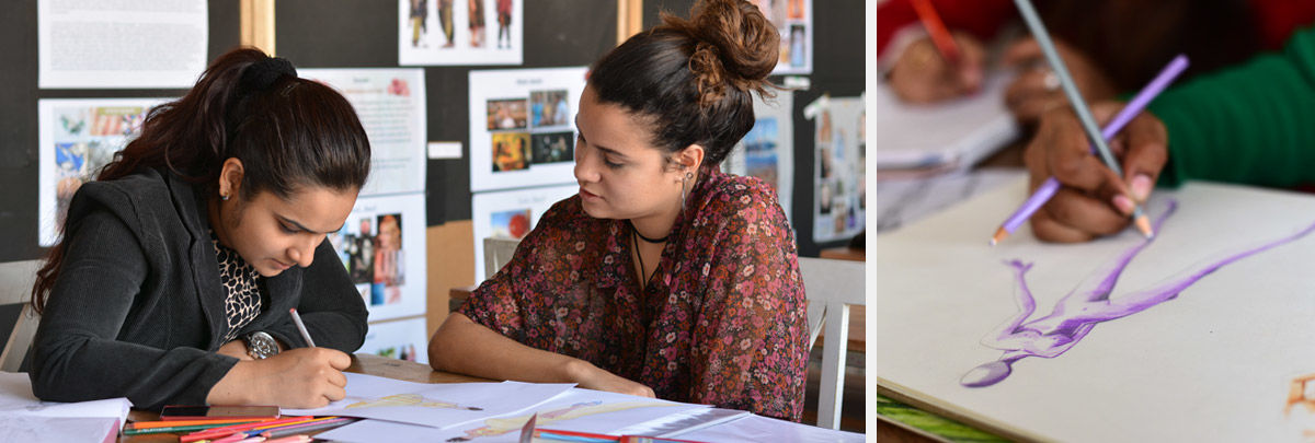 Fashion Designing Courses After Graduation | ARCH College