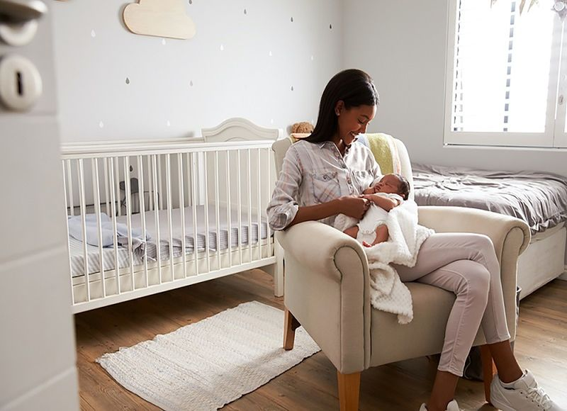 A Guide To Get The Best Gliders For Nursery