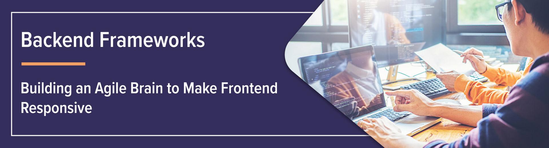 Top 7 Backend Web Development Frameworks 2019