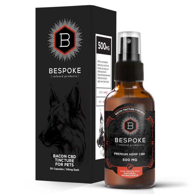 Bacon Flavored Pet Tincture