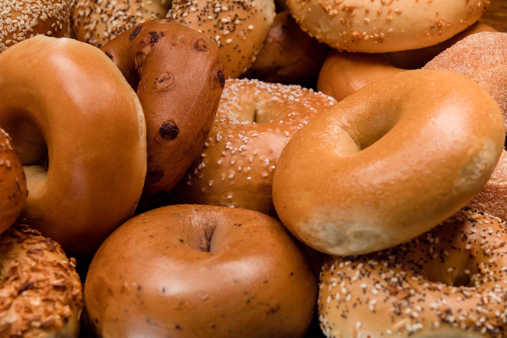 11 Ways To Enjoy your Bagel - Food Stuff Mall