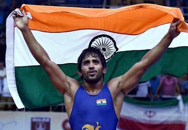 रैंकिंग पाने वाले पहले भारतीय पहलवान बने बजरंग