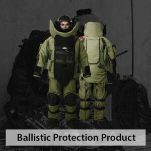 Ballistic Protective Products -  Hard Shell FZE