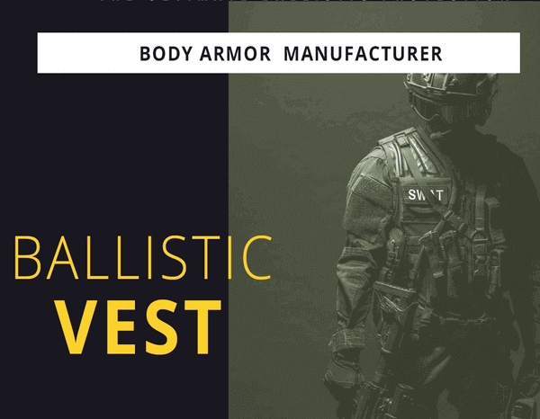 Tactical Bulletproof Vest Manufacturer - Hard Shell