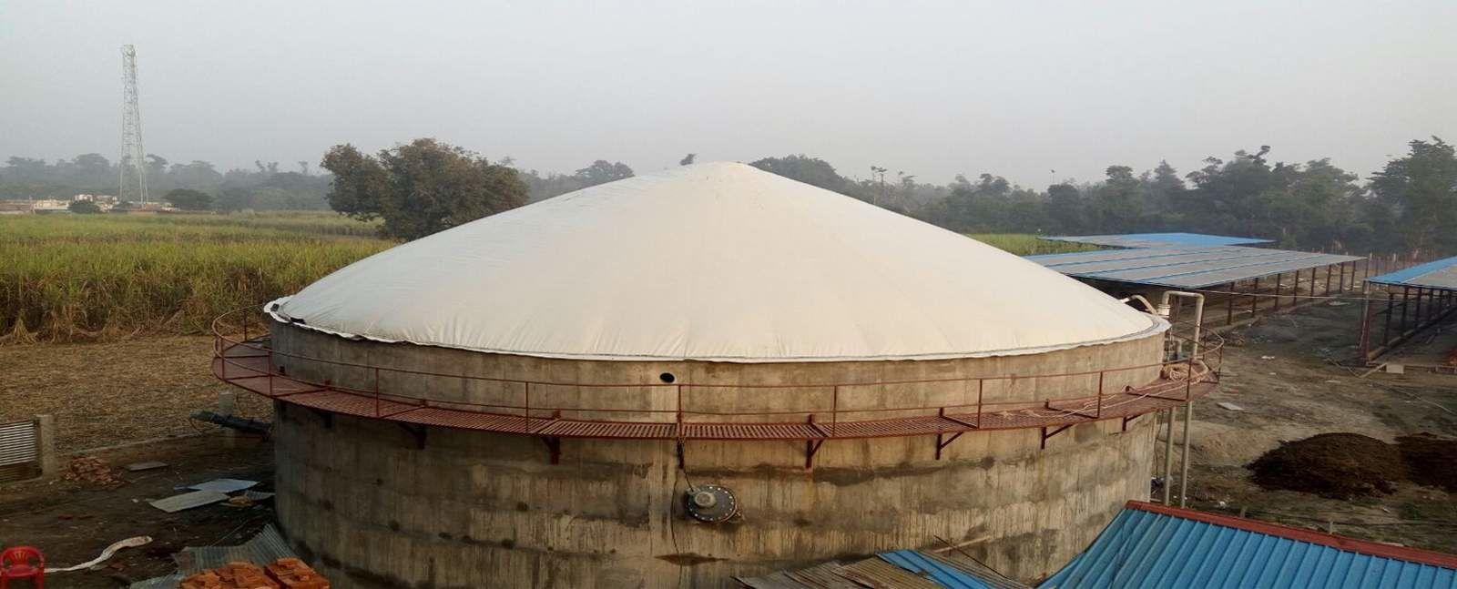 Air Dryer, Nitrogen Plant, Oxygen Plant, Biogas Plant - Atmos Power Pvt. Ltd