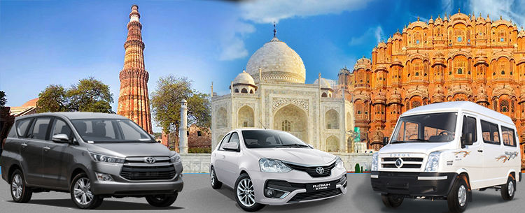 Car Rental in Delhi, Taxi Hire from Delhi, Car on Rent in Delhi