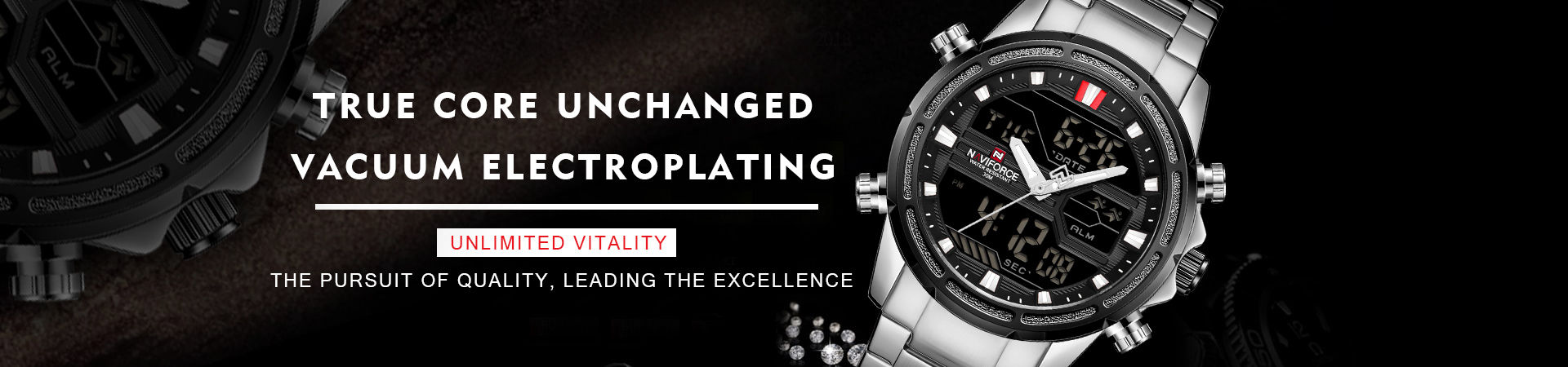 Naviforce Watch Company | Wholesale Military Watches - Naviforce