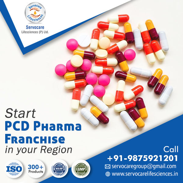 Ophthalmic PCD Franchise company