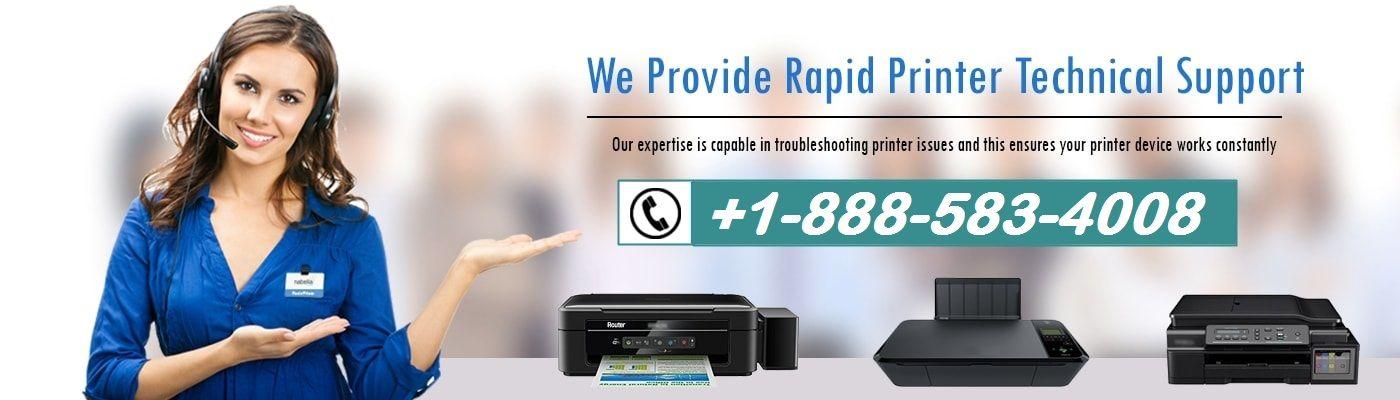 Printer Support Phone Number +1-888-583-4008 Help Desk