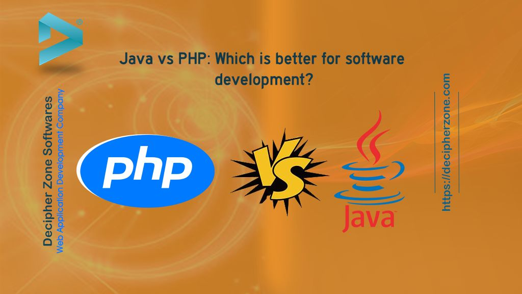 PHP vs. Java: Which is Better for  Software Development?