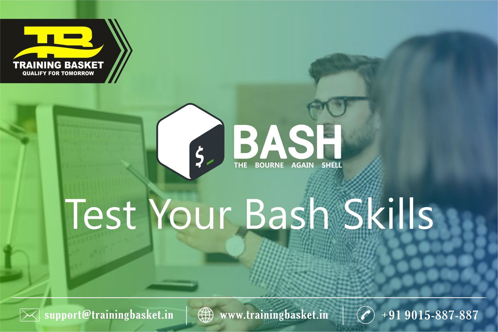 UNIX Shell Scripting Training | Training Basket